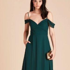 Birdy Grey Spence Convertible Dress-Emerald